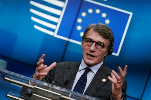 """Riba demana a Sassoli que """"defensi"""" la immunitat de Junqueras i que reclami a l'estat el seu """"alliberament"""""""