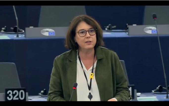 Diana Riba insta als Estats a desencallar les directives d'igualtat de gènere aturades al Consell